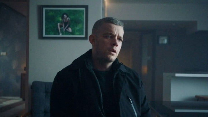 Russell Tovey in The Sister.