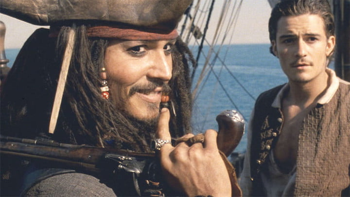 Pirates of the Carribean: The Curse of the Black Pearl
