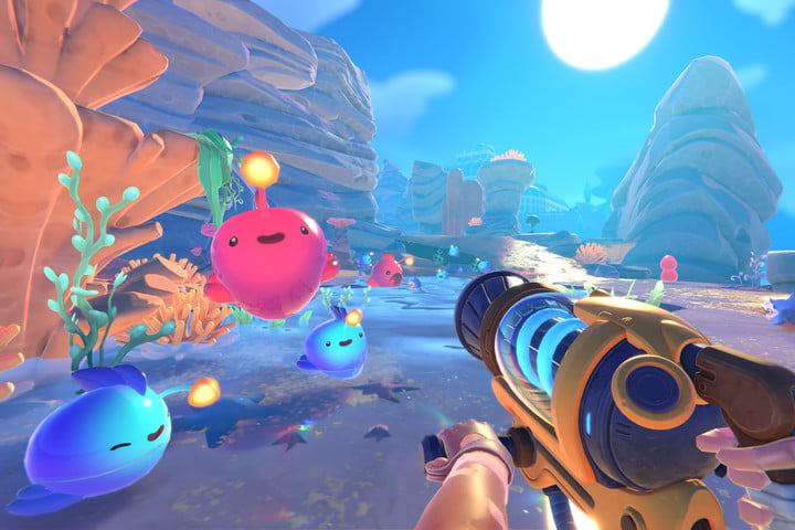 Slime Rancher 2 takes place on Rainbow Island.