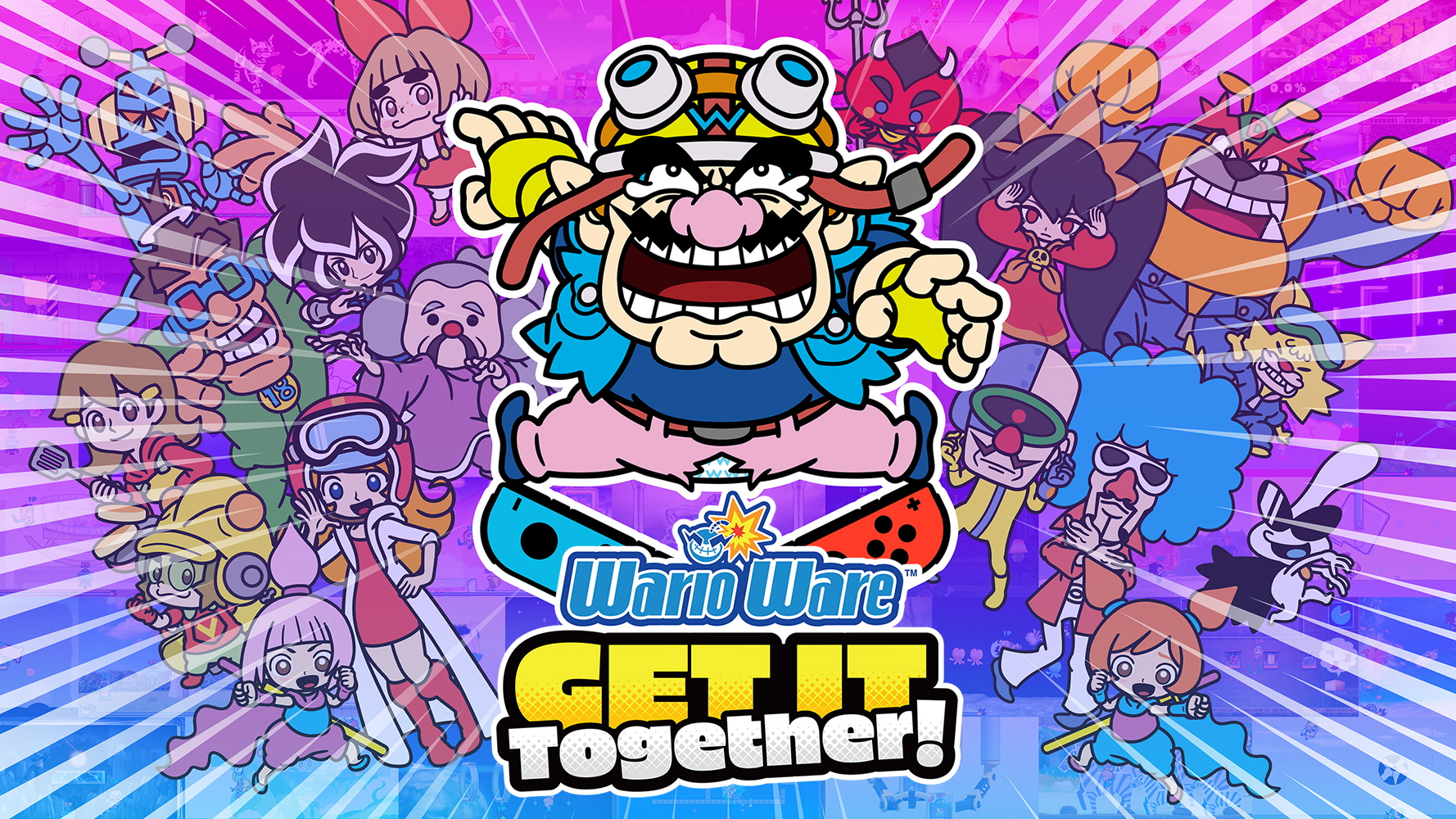 WarioWare: Get It Together! Critic Review