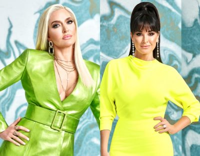 """REPORT: Erika Jayne's """"Furious"""" With """"Two-Faced"""" Kyle Richards And Will Confront Her At Upcoming Reunion As Insider Says RHOBH Star Has Been Prepping For Taping With Attorneys"""